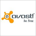 """Логотип антивируса """"Avast"""""""