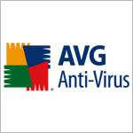 """Логотип антивируса """"AVG"""""""