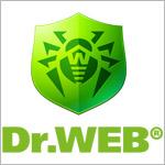 "Логотип антивируса ""Dr.Web"""