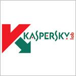 "Логотип антивируса ""Kaspersky"""