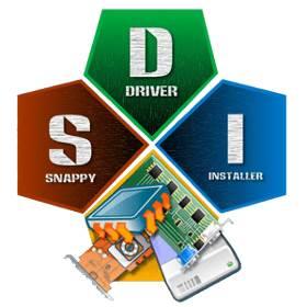 SDI - установка драйверов