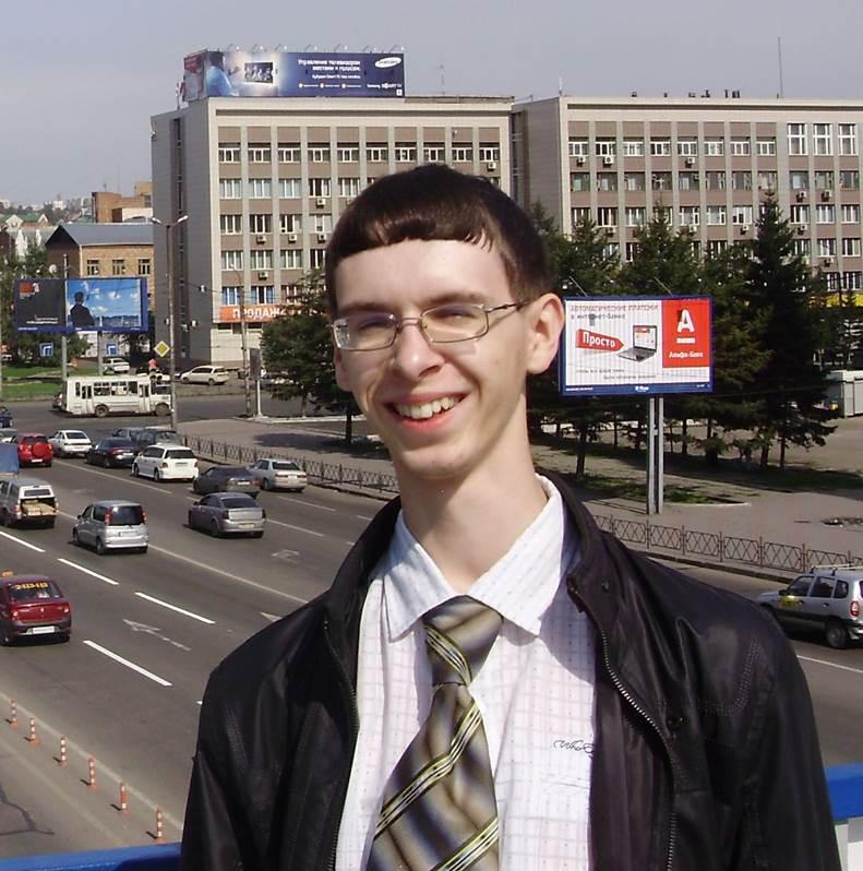 Иван Горячкин - автор сайта Немного о компьютере