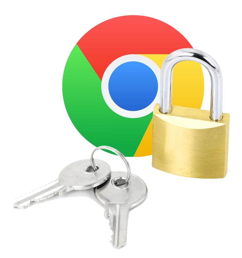 Гугл Хром - Отображение паролей