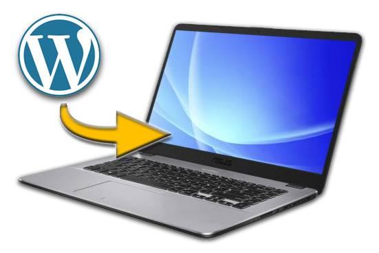 WordPress - установка на компьютере (локальном сервере)