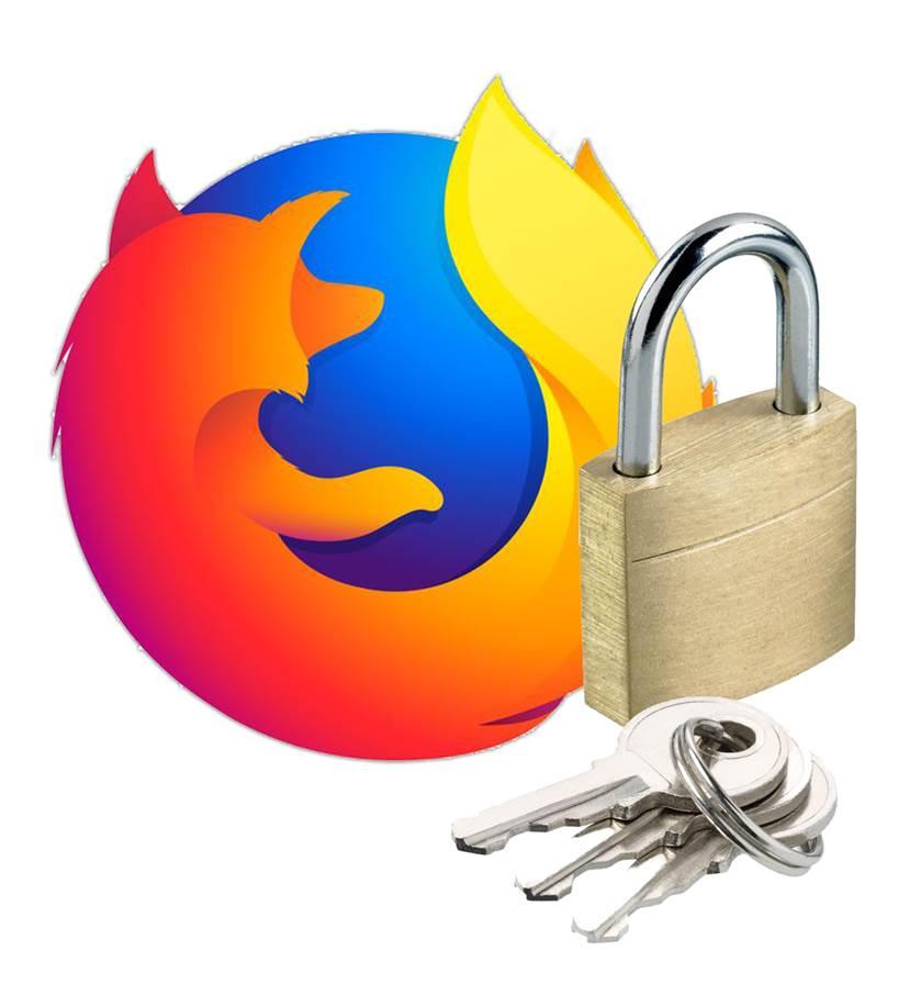 Включить показ паролей в браузере mozilla firefox