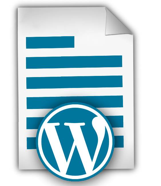 ВордПресс - файлы и статьи - robots.txt
