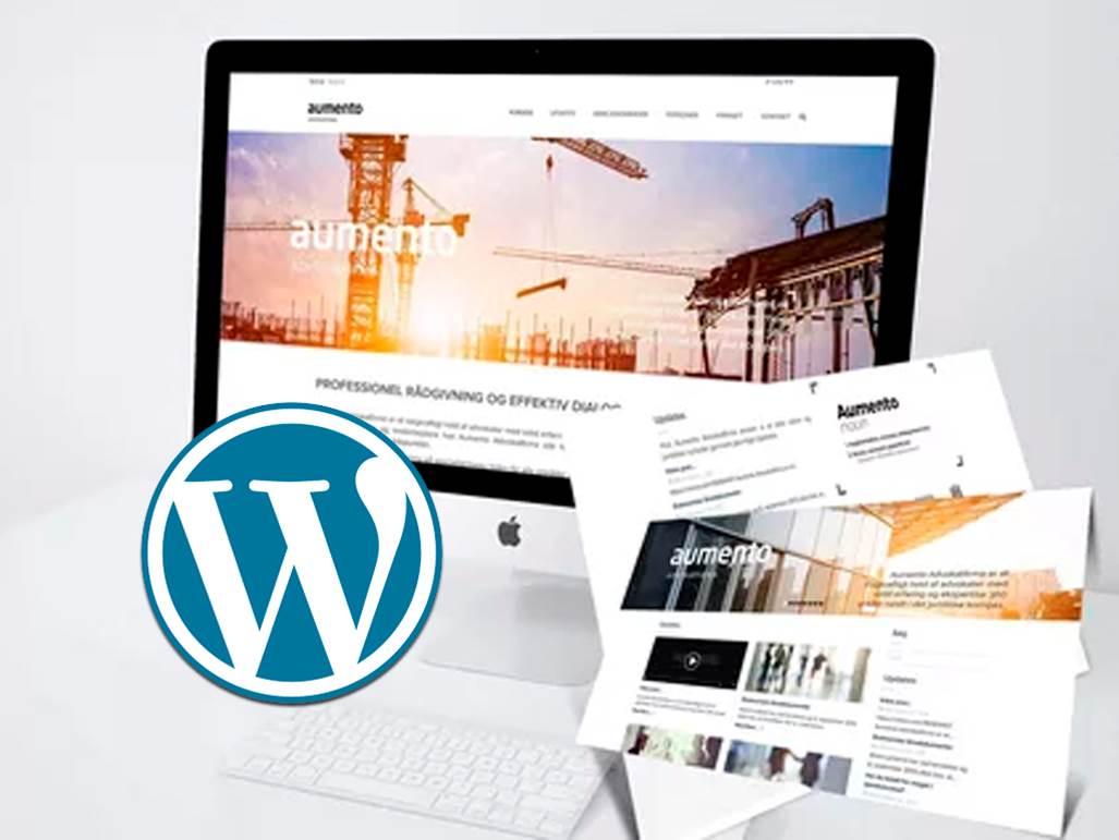 Вордпресс - поиск и установка дизайна сайта на компьютере
